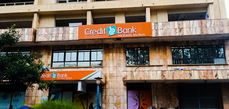 Credit Bank Rolls Out Corporate Cheque Clearing System