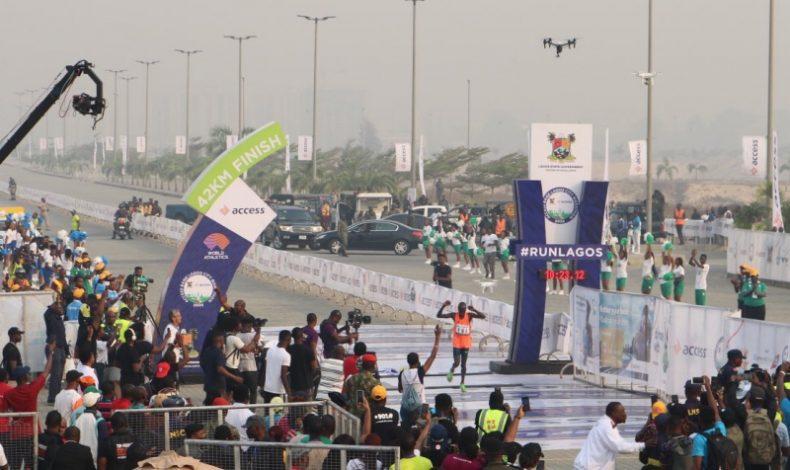 David Barmasai and Sharon Jemutai Triumph in Lagos City Marathon 2020