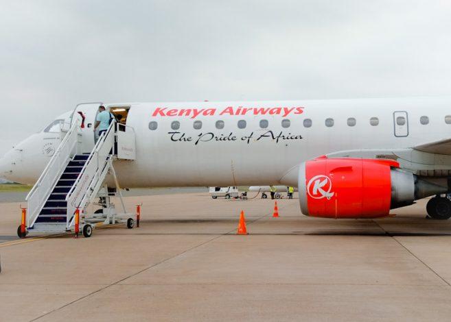 Kenya Airways will suspend domestic flights to Nairobi, Mombasa and Kisumu from 29th March (Monday) at 12pm