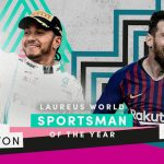 Lewis Hamilton and Lionel Messi Share Laureus 20 World Sportsman of the Year Award