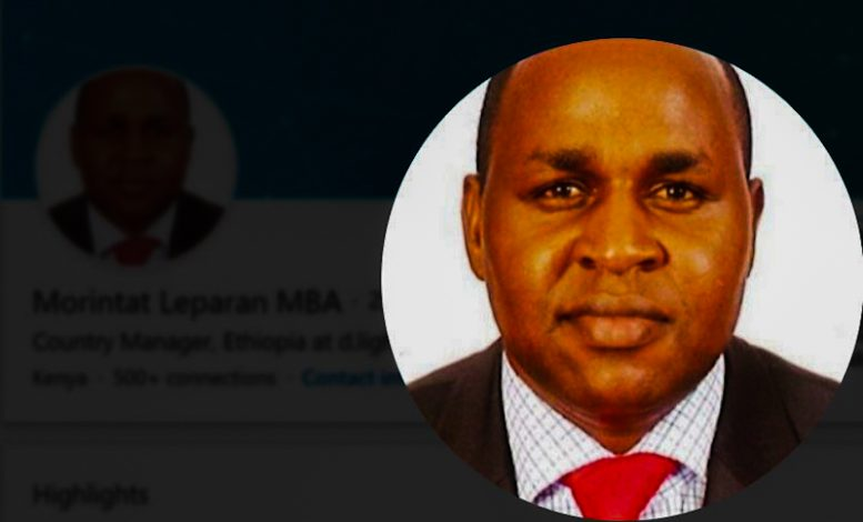 National Oil Corporation of Kenya Names Leparan Gideon Morintat as Chief Executive