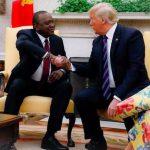Uhuru Kenyatta, Donald Trump Set for February 6 For Post-Agoa Deal