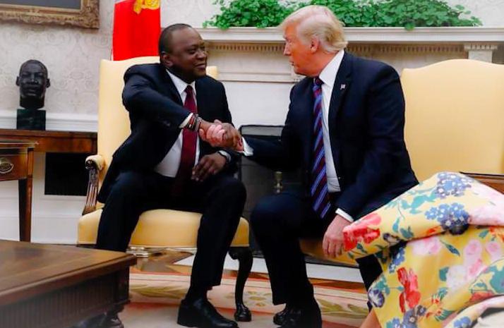 Donald Trump, Uhuru Kenyatta Set for February 6 For Post-Agoa Deal