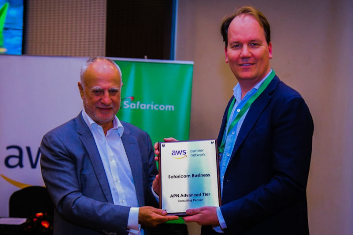 Safaricom to Resell Amazon Web Services