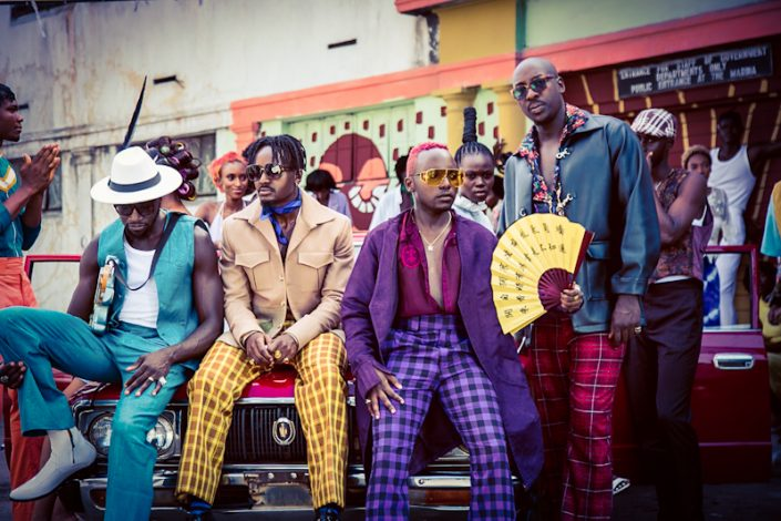 Sauti Sol Maintains Top Spot on Youtube Trends This Week