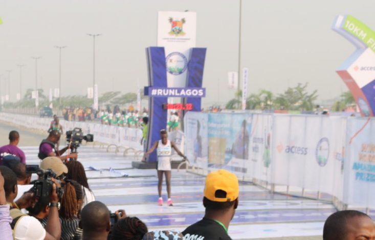 Lagos city marathon 2020