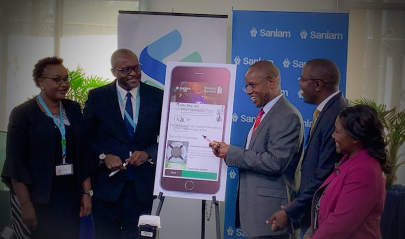 Stanchart Kenya and Sanlam Kenya  Farewell Plan