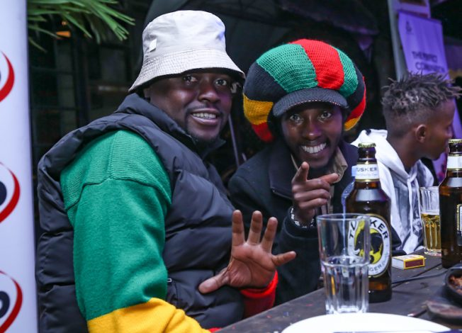 How Tusker Grill Masters at K1 Club House Went Down