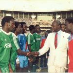 Daniel Moi: Kenyan Sports Fraternity Mourns