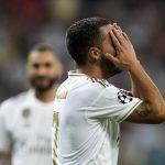'My debut season at Madrid has been bad' – Hazard