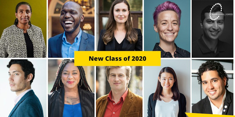 Larry Madowo Named Among Young Global Leaders 2020