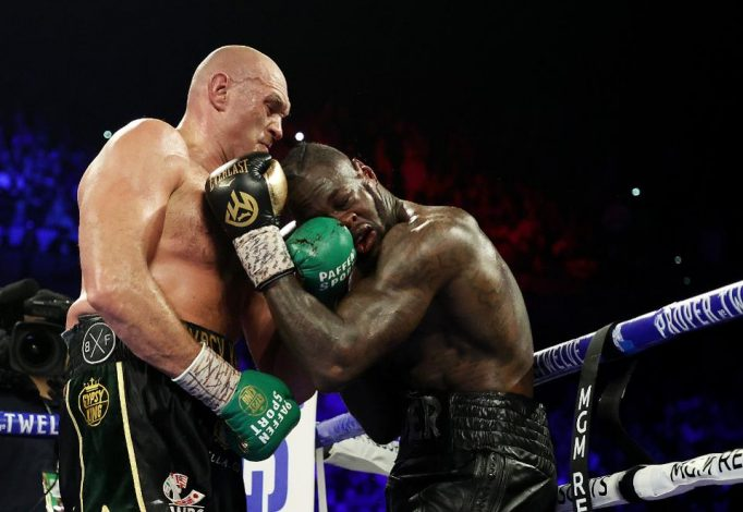 Tyson Fury is expecting that Deontay Wilder will be 'more dangerous' in their third fight later this year.