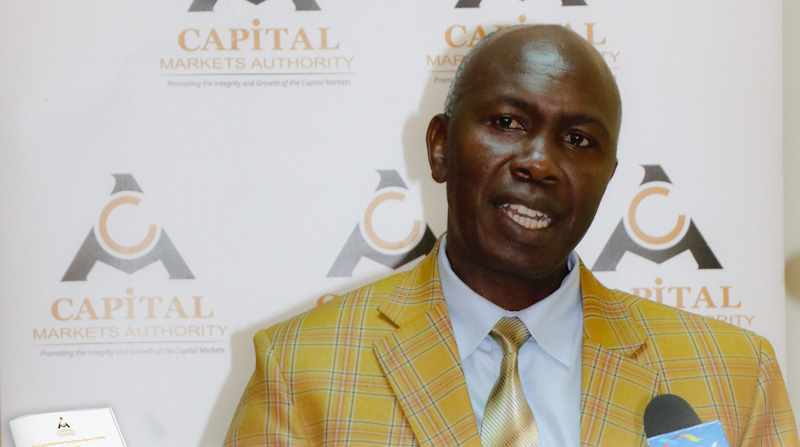 """Cytonn CEO Edwin Dande has also threatened to sue Mr Shamiah for allegedly """"misleading the public and the government in regards to Cytonn and Private Offerings"""" if he shall not have complied within 7 days."""