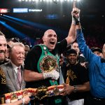 Boxing: Tyson Fury named best Heavyweight boxer in the world, ahead of Joshua, by Ring Magazine