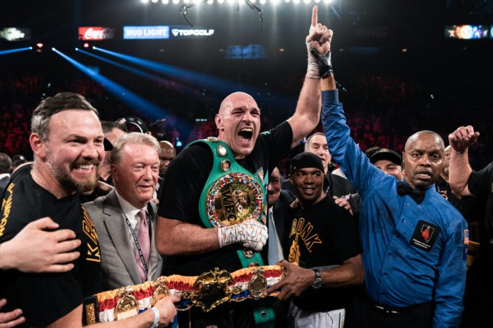 'Wilder will be more dangerous in the rematch,' says Fury