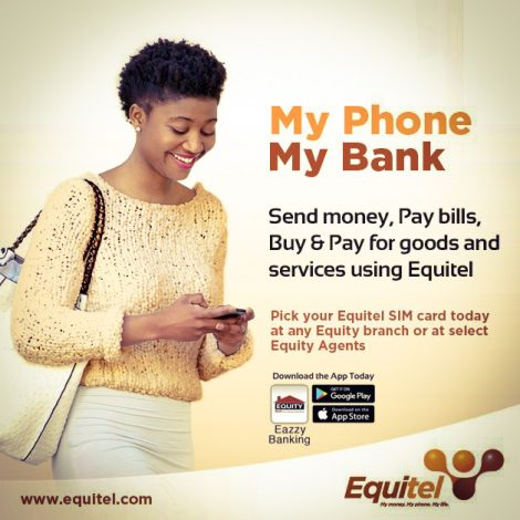 How to Access EaazyBanking App