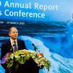 Huawei Posts Weakest Growth in Three Years in FY19