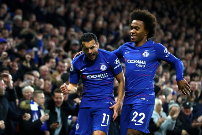 Chelsea Players out of contract in June