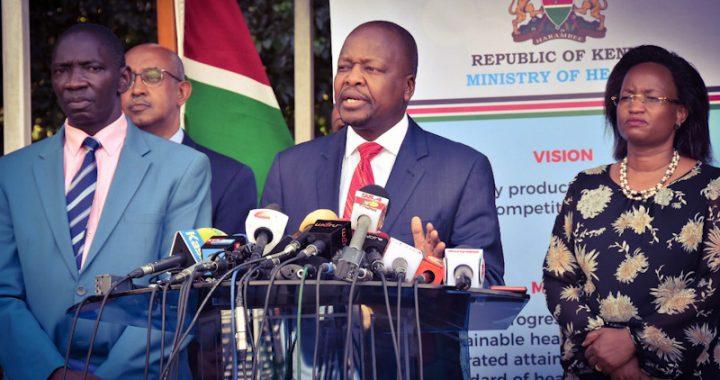 Coronavirus cases in Kenya jump to 25