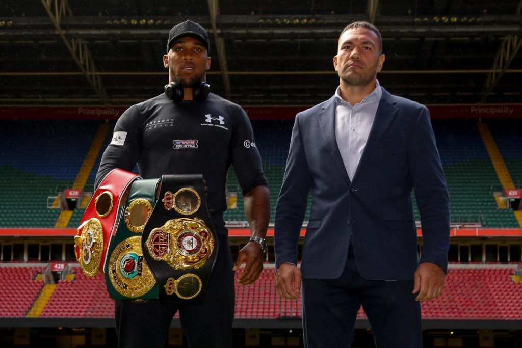 Kubrat Pulev has insisted that he will not step aside and allow Anthony Joshua fight Tyson Fury in a heavyweight unification clash.
