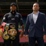 Anthony Joshua vs Kubrat Pulev will be POSTPONED due to Covid-19 pandemic