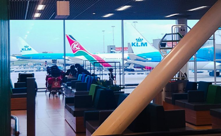 The suspension is due to the directive issued by the Government of Kenya suspending all flights from the UK, effective midnight 9th April 2021