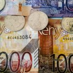 Kenya Shilling Appreciates by 0.1% on Dollar Inflows