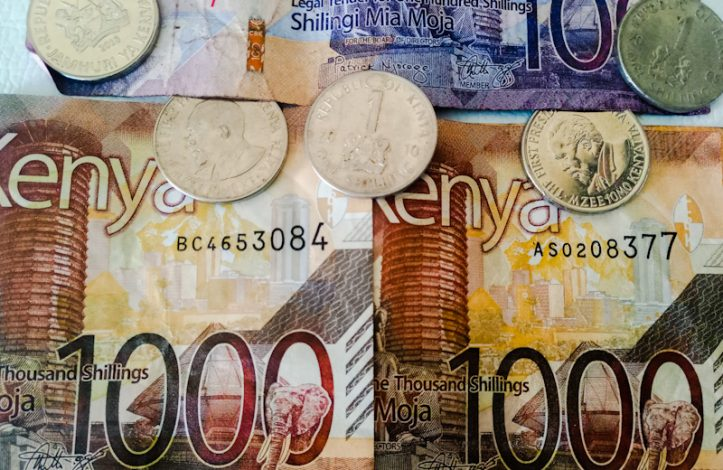 The Kenyan shilling remained stable at 107.95 week ending July 8 as the demand for the dollar matched its supply in the local currency market.