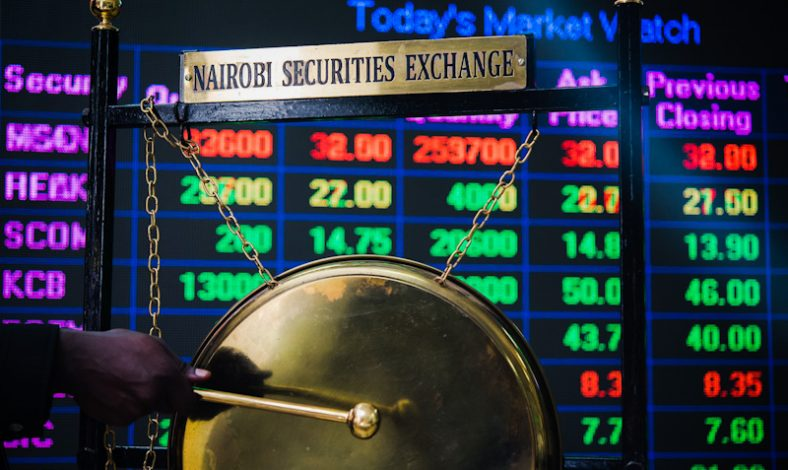Foreign investors were bearish on Nairobi Securities Exchange (NSE) offloading their stakes on Safaricom and Equity Group, according to Genghis Capital.