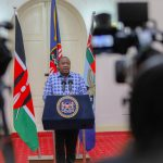President Uhuru Lifts Lockdown for Nairobi, Mombasa and Mandera