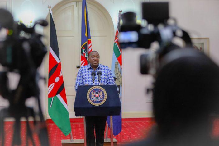 President Kenyatta's Full Speech at 57th Madaraka Day