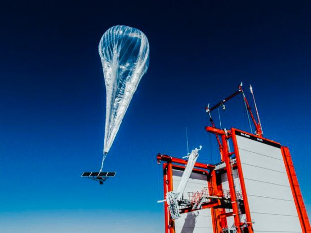 More Loon Internet Balloons Dispatched to Kenya