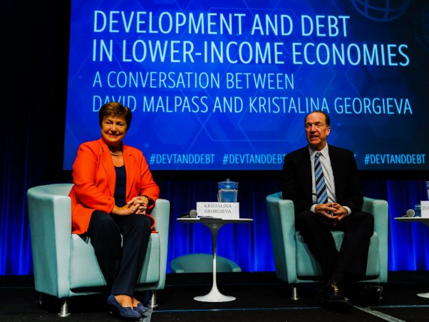 World Bank, IMF Urge Debt Relief for 76 World's Poorest Countries