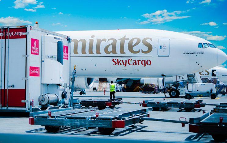 Emirates Suspends Most Passenger Flights, Announces 3 Month's Pay Cuts