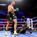 Boxing: Tyson Fury states that the trilogy bout with Deontay Wilder will not happen