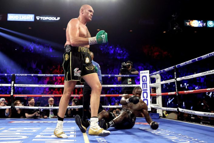 Fury vs Wilder III Set for October 3rd in Las Vegas