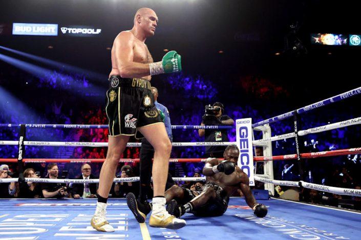 Fury vs Wilder III Set for October 3rd in Las Vegas