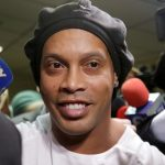 Former World Player of the Year Ronaldinho released from house arrest in Paraguay