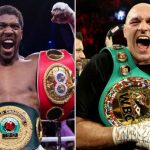 Boxing: Deal for Anthony Joshua's clash with Tyson Fury '95% done'