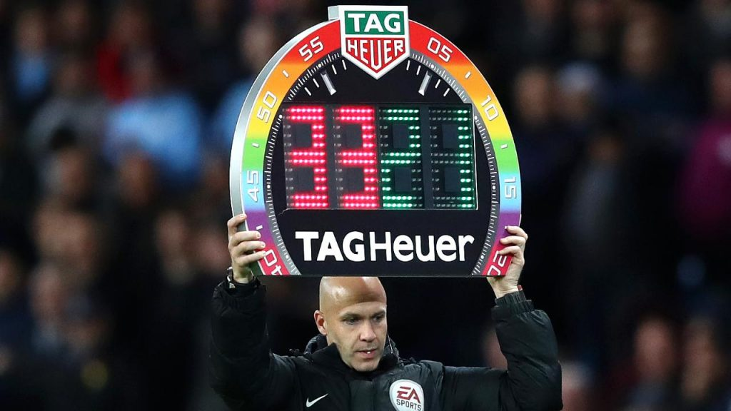 Premier League clubs are said to be fronting an idea of having the use of five substitutes if they are to see off the football calendar.