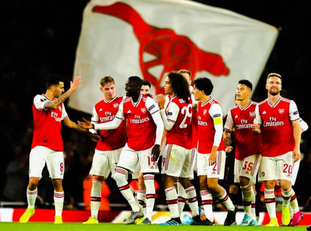 Arsenal to feature in 2021 Champions League