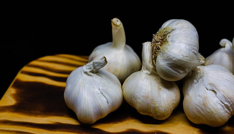 Garlic for immunity