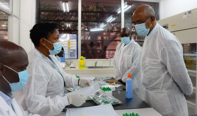 Kenya's coronavirus positivity rate stands at 14.9 per cent from a high of 22 per cent two weeks ago