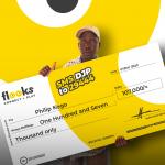 Kitale Land Surveyor Wins KSh107,000 with Flooks