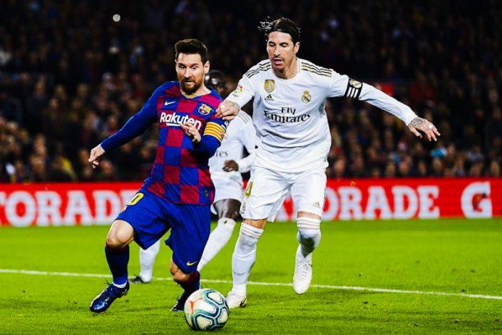Barceleno vs Real Madrid