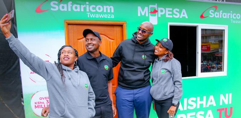 Safaricom, Vodacom, acquire M-Pesa