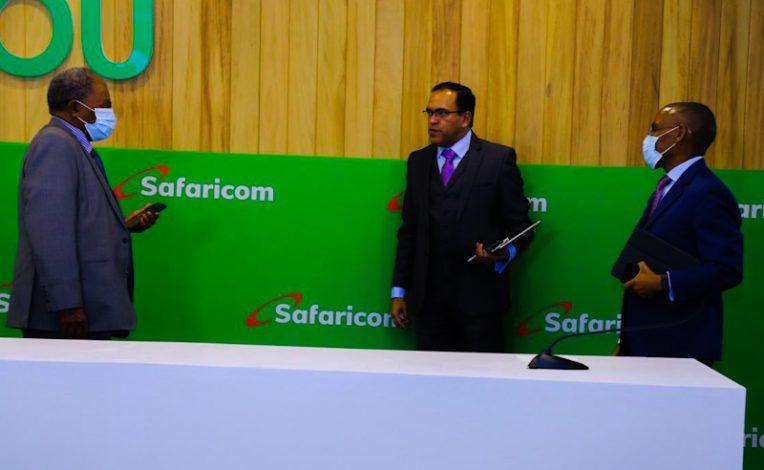 Safaricom KSh74.7Bn Net Profit Up on M-Pesa, Data Growth