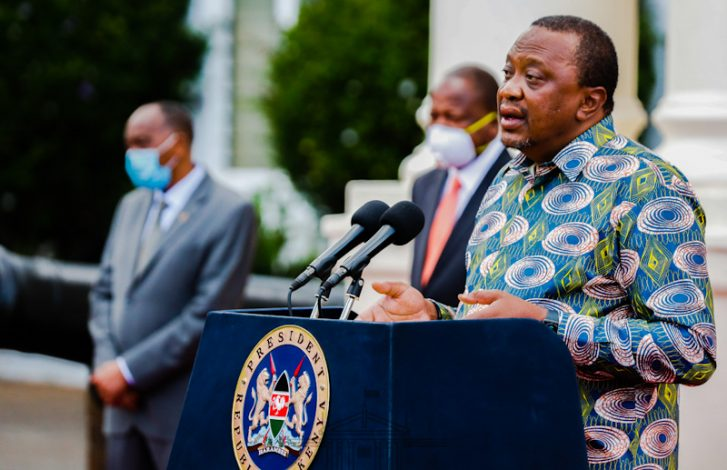 Kenya Extends Nationwide Curfew, Bans Sale of Alcohol for 30 Days