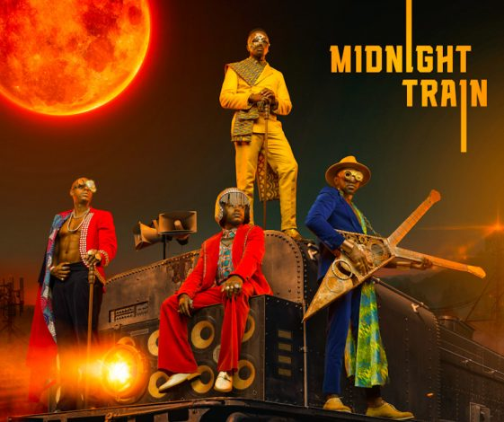 Sauti Sol Releases Midnight Train 13 Track Album