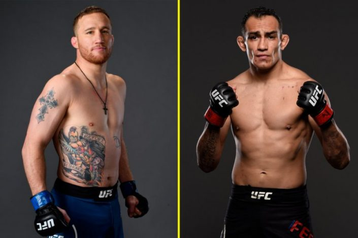 UFC 249 scheduled for May 9
